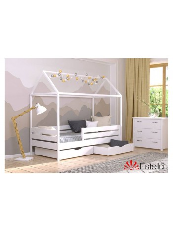 Детская Кровать Амми Массив