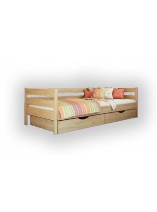 Односпальная кровать Нота Массив